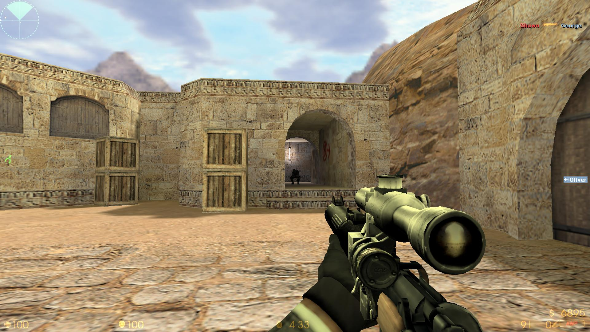 Counter-Strike 1.6 Shock Edition