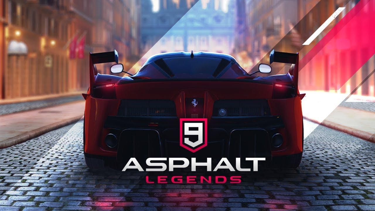 Обзор игры asphalt 9